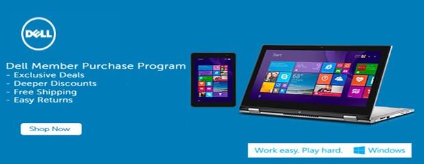 Dell Member Purchase Program Employee Discounts, Employee Benefits